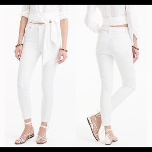 J.Crew Lookout High Rise Skinny Crop
